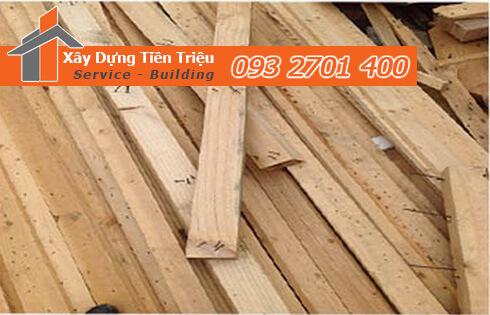 Bán gỗ thông xẻ nhập khẩu tại Quận 6 giá rẻ