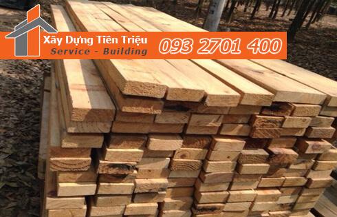 Bán gỗ thông thùng gỗ Pallet tại Quận Bình Tân