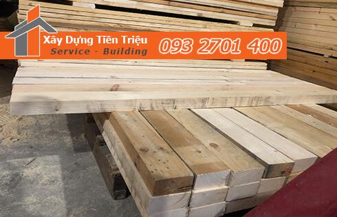 Bán gỗ thông xẻ nhập khẩu tại Quận Bình Thạnh giá rẻ