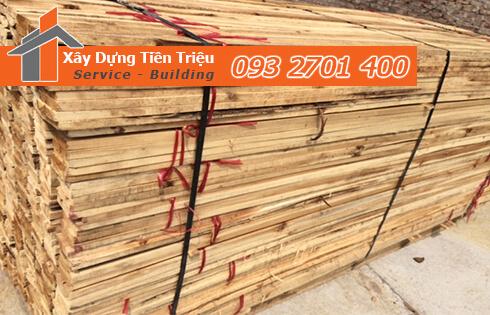 công ty bán gỗ thông xẻ nhập khẩu tại quận Gò Vấp giá rẻ