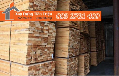 Gỗ thông xẻ nhập khẩu tại quận Phú Nhuận