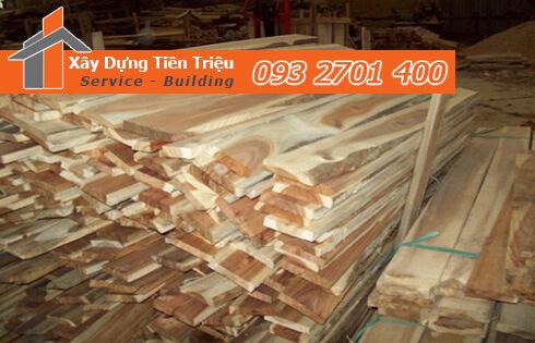 Giá gỗ thông xẻ nhập khẩu ở quận 9 của Công Ty Tiền Triệu