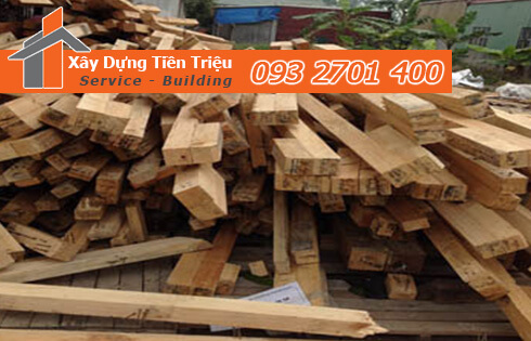 bán Gỗ Pallet Quận Bình Tân giá rẻ