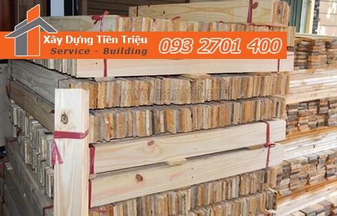 Bán gỗ thông xẻ nhập khẩu tại Quận Gò Vấp giá rẻ