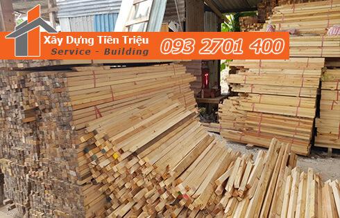 Bán gỗ thông xẻ nhập khẩu tại Quận Phú Nhuận giá rẻ