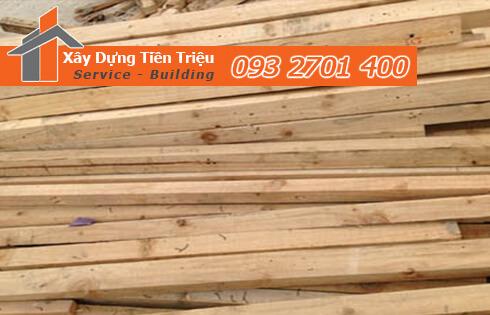 bảng giá gỗ thông xẻ nhập khẩu giá rẻ Quận Tân Bình