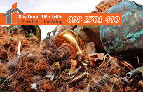 Quy trình thu mua phế liệu đồng tại Quận 3 Tiền Triệu.
