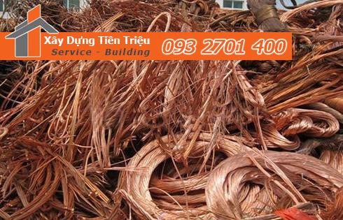 Quy trình thu mua phế liệu đồng Quận 5 và thanh toán tại công ty Tiền Triệu.
