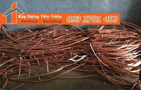 Các loại phế liệu đồng chúng tôi thu mua tại Quận Tân Phú