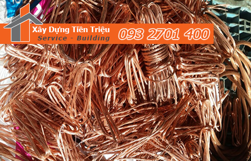 Thu mua phế liệu đồng đỏ đồng vàng Huyện Hóc Môn
