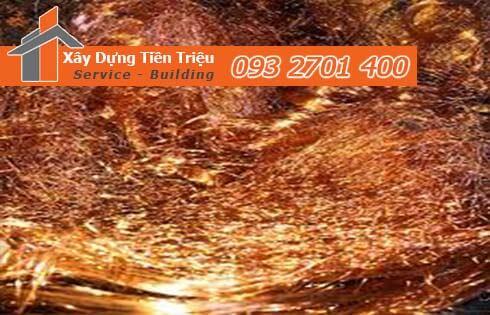 Giá đồng đỏ đồng vàng liệu Quận Tân Phú