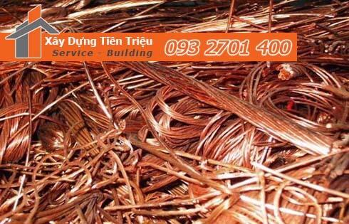Giá thu mua đồng đỏ đồng vàng Quận Bình Tân