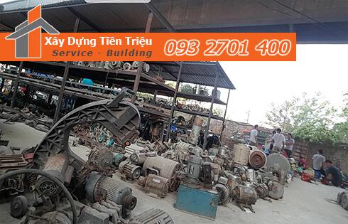 Bán máy móc cũ Quận 3 tại Công ty Tiền Triệu để có được giá cả cạnh tranh nhất thị trường.