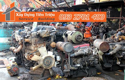 Thu mua phế liệu máy móc cũ Quận 4 giá caoTiền Triệu.