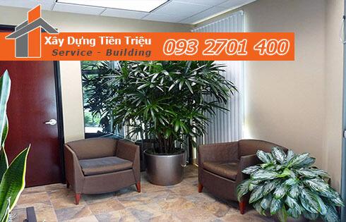 Chi phí thuê cây xanh đặt trong văn phòng tiết kiệm và luôn ổn định