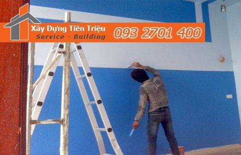 Giải đáp thắc mắc 1 lít sơn bao nhiêu m2 trong xây dựng - Tiền Triệu