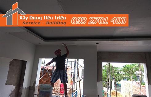 Giải đáp thắc mắc sơn nhà chi phí bao nhiêu tiền 1m2 ? Tiền Triệu