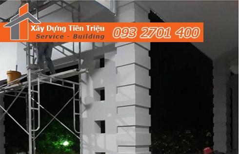 Công ty dịch vụ sơn nhà trọn gói Huyện Cần Giờ giá rẻ – Tiền Triệu