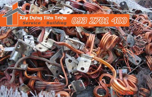 Bảng giá phế liệu đồng đỏ đồng vàng ở Bình Phước 0938265056