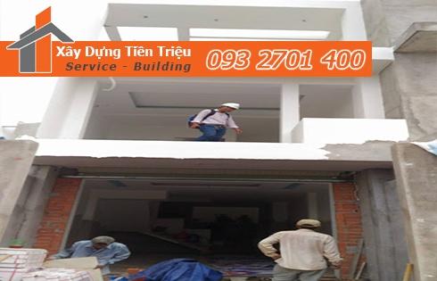 Một số lưu ý khi lựa chọn đơn vị thi công sơn nhà trọn gói ở TPHCM