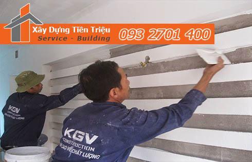 Công ty dịch vụ sơn nhà trọn gói Quận 11 giá rẻ – Tiền Triệu – Quận 11