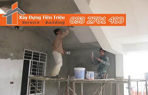 Các công ty dịch vụ sơn nhà tại Quận Tân Bình giá rẻ