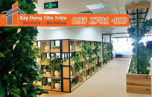 Địa chỉ bán cây cảnh bonsai cây xanh văn phòng Quận Thủ Đức
