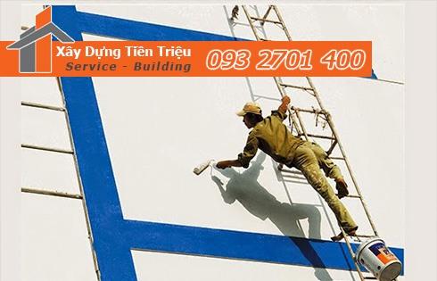 Công ty nhà thầu sơn nhà trọn gói Bạc Liêu - Sơn Nhà Bạc Liêu