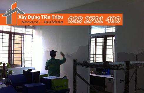 Công ty nhà thầu sơn nhà trọn gói Bình Thuận - Sơn Nhà Bình Thuận