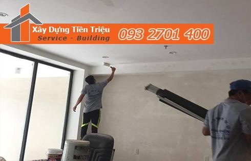 Công ty nhà thầu sơn nhà trọn gói Cần Thơ - Sơn Nhà Cần Thơ
