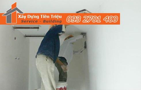 Công ty nhà thầu sơn nhà trọn gói Đắc Nông - Sơn Nhà Đắc Nông