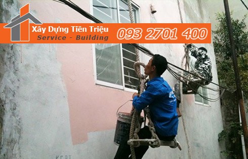 Thợ Sơn Nhà Đồng Nai - Dịch vụ sơn nhà Biên Hòa Đồng Nai giá rẻ