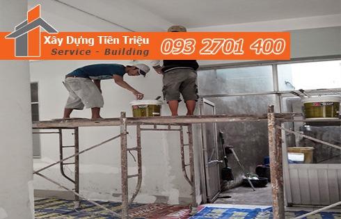 Công ty nhà thầu sơn nhà trọn gói Gia Lai - Sơn Nhà Gia Lai