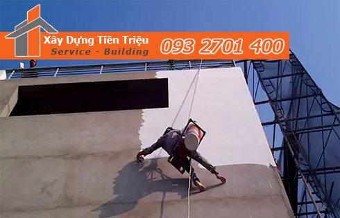 Một số lưu ý khi lựa chọn công ty dịch vụ sơn nhà tại Huyện Bình Chánh giá rẻ.