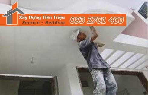 Công ty nhà thầu sơn nhà trọn gói Khánh Hòa - Sơn Nhà Khánh Hòa