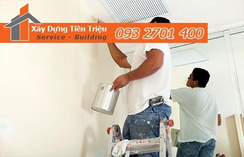Công ty nhà thầu sơn nhà trọn gói Lâm Đồng - Sơn Nhà Lâm Đồng
