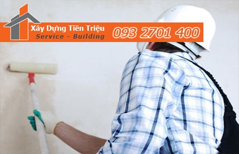 Công ty nhà thầu sơn nhà trọn gói Long An - Sơn Nhà Long An