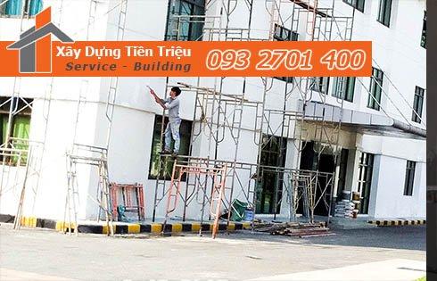 Công ty nhà thầu sơn nhà trọn gói Ninh Thuận - Sơn Nhà Ninh Thuận