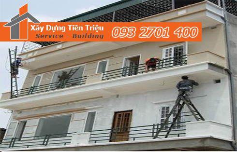Thợ Sơn Nhà Quận 1 - Dịch vụ sơn nhà tại Quận 1 giá rẻ chuyên nghiệp