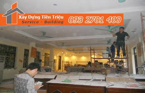 Thợ Sơn Nhà Quận Phú Nhuận - sơn nhà Quận Phú Nhuận giá rẻ