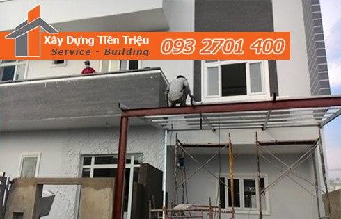 Thợ Sơn Nhà Quận Thủ Đức - Dịch vụ sơn nhà Quận Thủ Đức giá rẻ