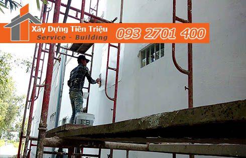Công ty nhà thầu sơn nhà trọn gói Quảng Nam - Sơn Nhà Quảng Nam