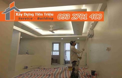Công ty nhà thầu sơn nhà trọn gói Quảng Ngãi - Sơn Nhà Quảng Ngãi