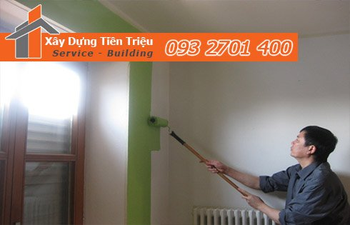 Công ty nhà thầu sơn nhà trọn gói Tây Ninh giá rẻ - Sơn Nhà Tây Ninh