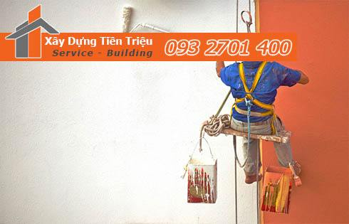 Công ty nhà thầu sơn nhà trọn gói Thừa Thiên Huế - Sơn Nhà Huế