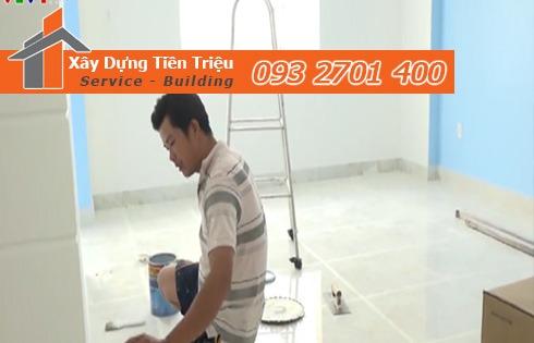 Công ty nhà thầu sơn nhà trọn gói Trà Vinh - Sơn Nhà Trà Vinh