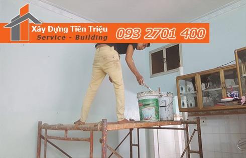 Công ty nhà thầu sơn nhà trọn gói Vĩnh Long - Sơn Nhà Vĩnh Long