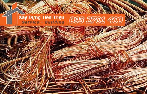 Địa chỉ thu mua phế liệu đồng đỏ đồng vàng giá cao tại Đồng Nai.