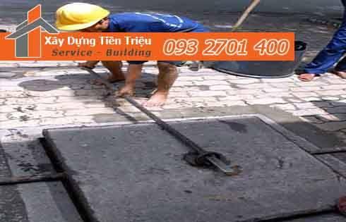 Dịch vụ nạo vét hố ga nạo vét bùn cống Quận 1 giá rẻ - Tiền Triệu