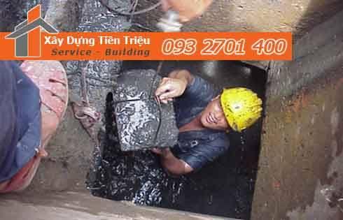 Dịch vụ nạo vét hố ga đường cống thoát nước Quận 2 Tiền Triệu